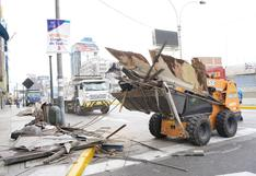 Cercado de Lima: recolectan más de 13 toneladas de residuos sólidos en campaña Techos Limpios