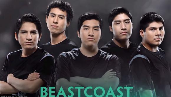 Beastcoast. (Valve)