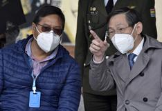 China dona a Bolivia un hospital militar móvil contra el coronavirus
