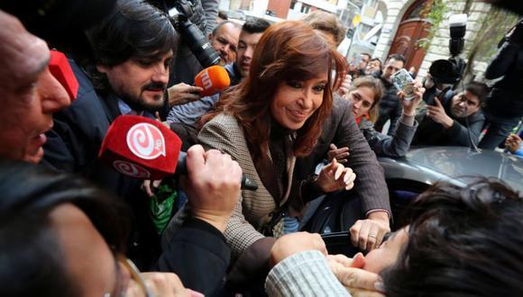 Corrupción K: Cristina comparecerá nuevamente ante el juez (Fuente: Reuters)