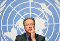 Director del PMA resalta que Nobel de la Paz ha puesto atención en quienes sufren hambre en el mundo