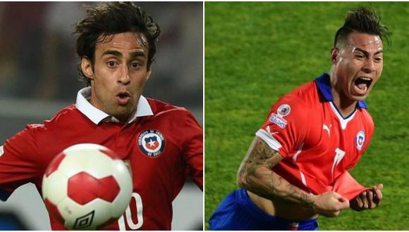 FIFA castigó a chilenos Jorge Valdivia y Eduardo Vargas
