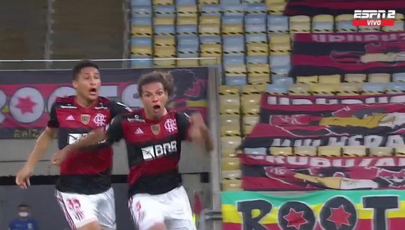 Flamengo vs. Racing: Willian Arao y el agónico 1-1 en el Maracaná | VIDEO