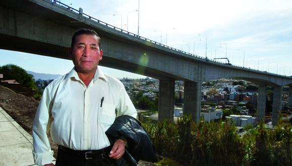 Más de 700 mil arequipeños han sido beneficiados con la construcción del puente Chilina.