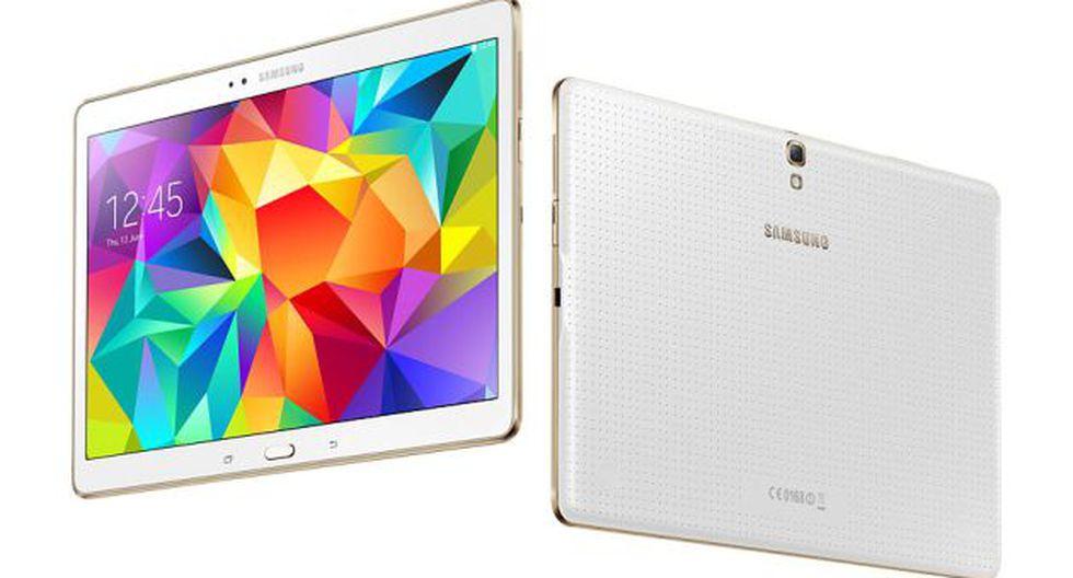 La Galaxy Tab S pone a Samsung en el top de las tablets premium - 1