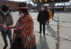 Los casos de coronavirus bajan a niveles de comienzos de mayo en Bolivia