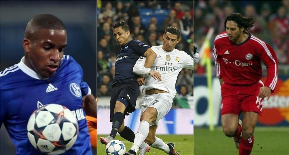 Real Madrid: Jefferson Farfán, Yoshimar Yotún y Claudio Pizarro enfrentaron al cuadro español en Champions League.