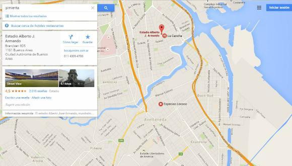 """Google Maps se disculpa por las """"bromas"""" que se hacen en mapas"""