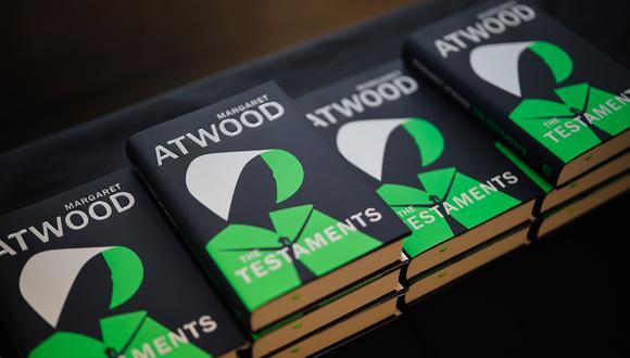 """""""Los testamentos"""", lo más reciente de Margaret Atwood. (Foto: AFP)"""