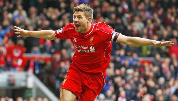 Steven Gerrard: listo y temeroso para despedirse del Liverpool