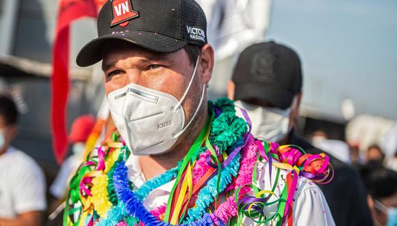 """""""Nosotros tenemos experiencia de trabajo y los peruanos están cansados del floro"""", señaló Forsyth. (Foto: AFP)"""