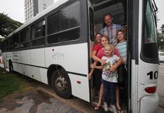 Vendieron todo para recorrer América en bus [CRÓNICA]