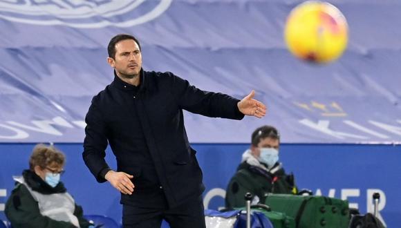 Lampard empieza a recibir ofertas de trabajo (Foto: AFP)