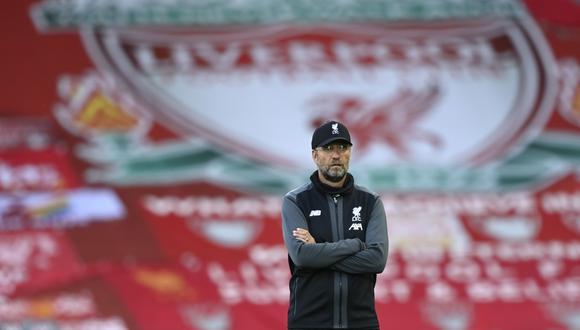 Klopp llegó en el 2015 al Liverpool, tras una exitosa carrera en Dortmund (Foto: AP)