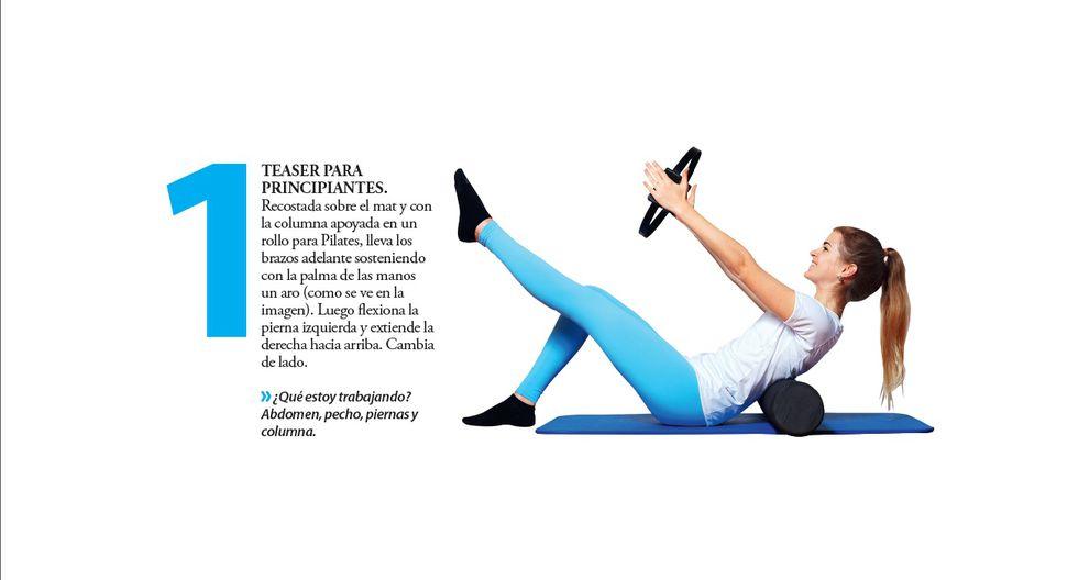 Cuando suena el despertador: Pilates para madrugadoras - 2