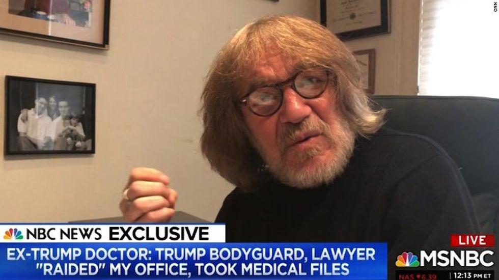 Harold Bornstein, ex médico de Trump.