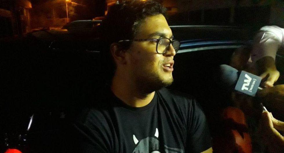 Decretan libertad condicional a Luis Carlos Díaz, el periodista que fue detenido por el Sebin de Venezuela | Naky Soto (Foto: El Nacional / GDA)
