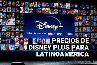 Estos son los precios de la plataforma Disney Plus para América Latina