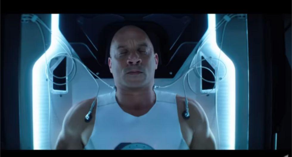 La película se centra en la historia de Ray, un súper soldado, que también es conocido como Bloodshot (Foto: captura)