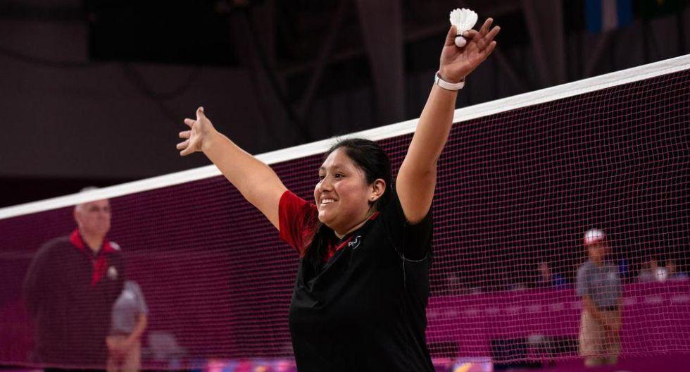 Pilar Jáuregui, nuestra medallista número quince en los Parapanamericanos 2019. (Foto: AFP)