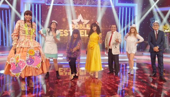 """""""El Reventonazo de la Chola"""" estrena su reality de imitación """"Doble Estrella"""". (Foto: América TV)"""