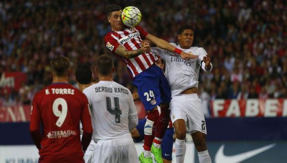 El trueque de jugadores que Real Madrid rechazó al Atlético