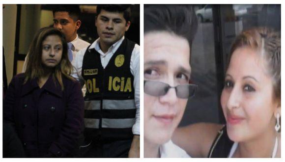 Laura Wiese Lovera es investigada por el delito de parricidio. (Foto: CSJLN/América Noticias)