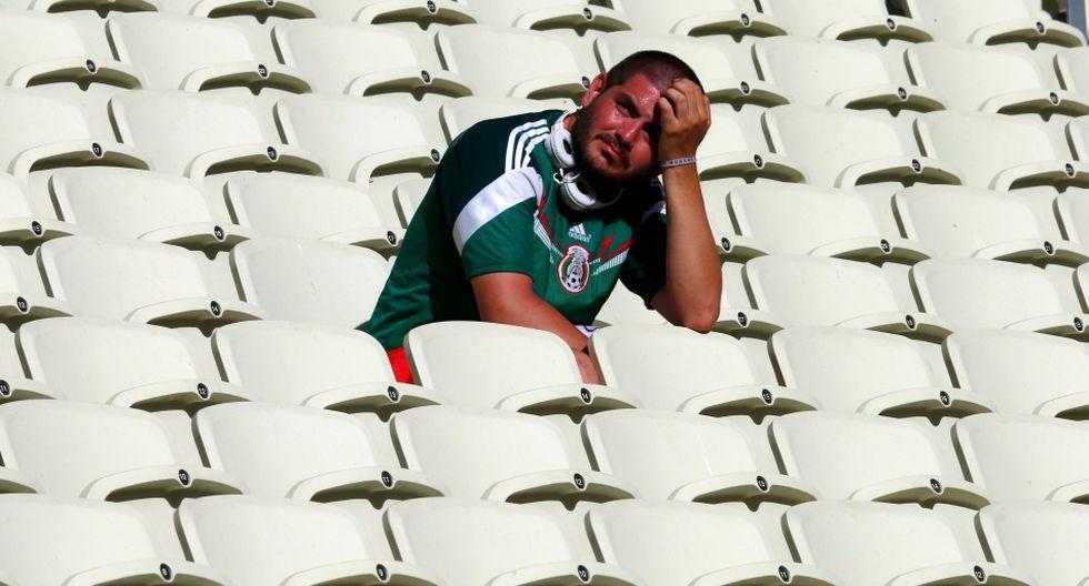 México: llanto y decepción tras la eliminación del Mundial - 6