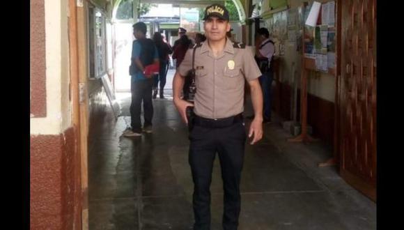 Apurímac: policía es acusado de disparar a su expareja y hombre que la acompañaba