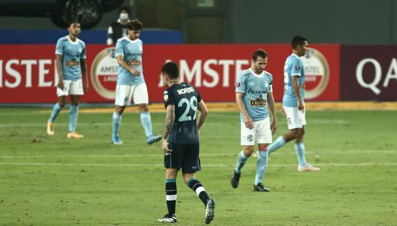 Sporting Cristal dice adiós de forma anticipada tras sumar un punto de 12 posibles. (Foto: GEC)