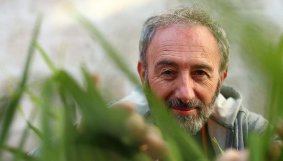 """El filósofo español Santiago Beruete es autor de los libros """"Jardinosofía"""" y """"Verdolatría"""". (Foto: Alessandro Currarino)"""