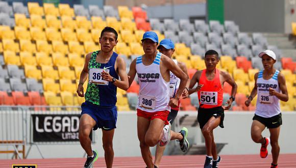 Pacheco ganó dos pruebas. (Foto: Federación Peruana de Atletismo)