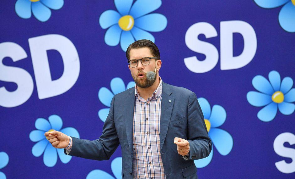 Suecia medirá en las urnas el empuje de la ultraderecha. (Foto: Reuters)