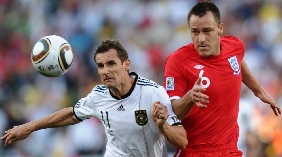Thomas Müller y los máximos goleadores alemanes en mundiales - 1