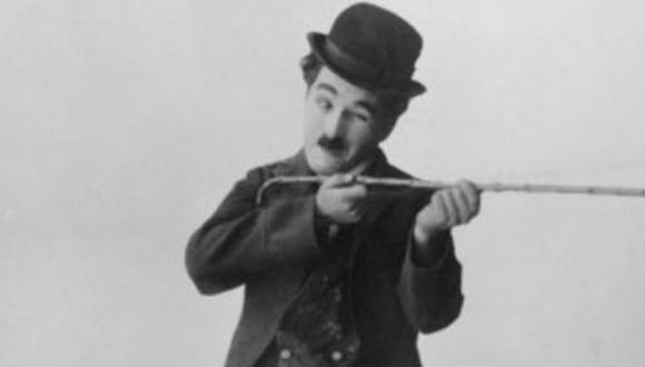 Publicarán la única novela escrita por Charles Chaplin