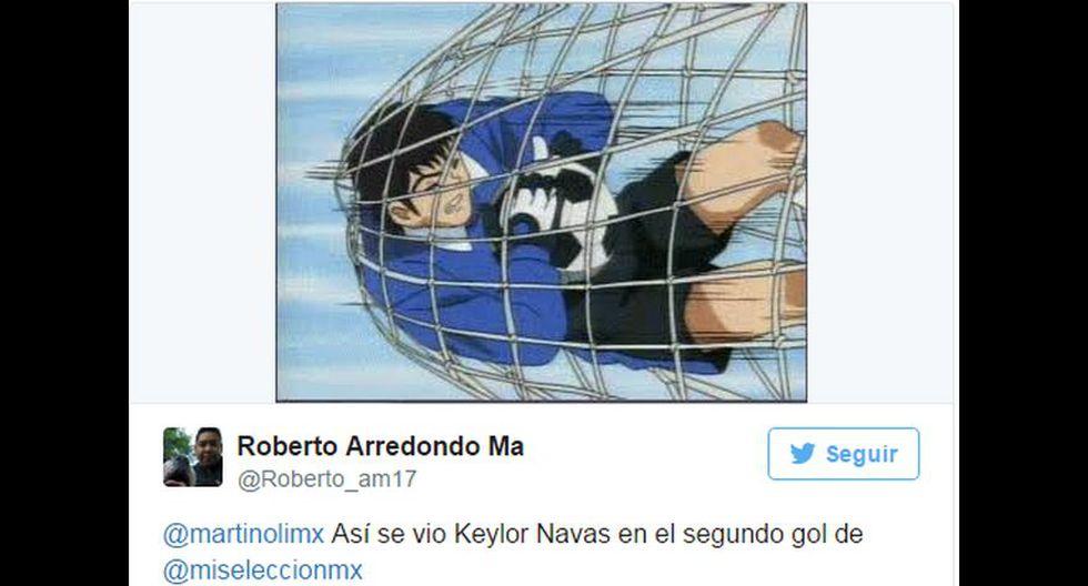 México venció 2-0 a Costa Rica: memes se burlan de Chicharito - 4
