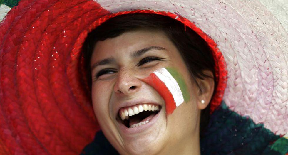 Italia vs. Costa Rica: así lo viven los hinchas en las tribunas - 10