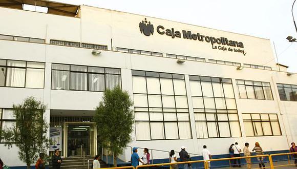 Jefe del OCI envió informe de Caja Metropolitana a fiscalía