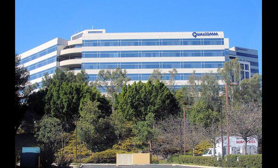 Sede de Qualcomm en San Diego, EE.UU. (Foto: Coolcaesar con licencia Creative Commons Attribution-Share Alike)