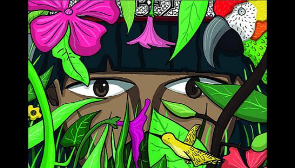 La serie Cátedra Bicentenario abordará el tema Amazonía el 21 de octubre. (Ilustración: Giovanni Tazza)