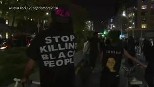 Más de 120 detenidos en protestas por caso de afroestadounidense muerta