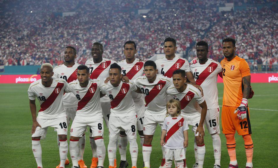 Perú enfrentará a Escocia antes de viajar a Europa. (Foto: USI)