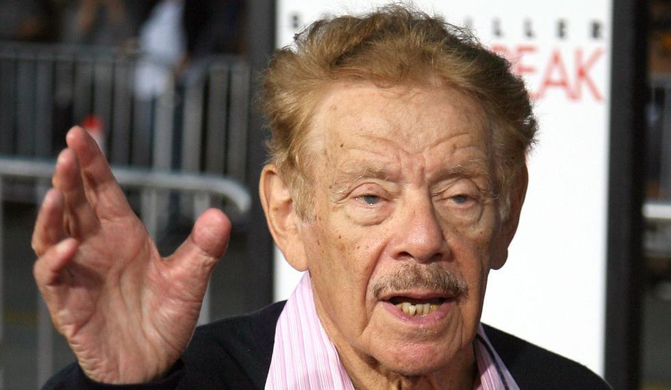 El actor Jerry Stiller falleció a los 92 años en Estados Unidos por causas naturales. (AFP).