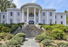 Recorre los ambientes de esta mansión que se inspira en la Casa Blanca | FOTOS