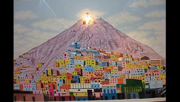 Imaginando al Perú: El arte de la migración