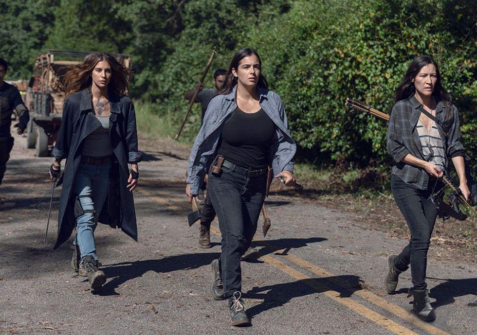 Hilltop saldrá a buscar a sus amigos perdidos (Foto: The Walking Dead / AMC / Fox Premium)