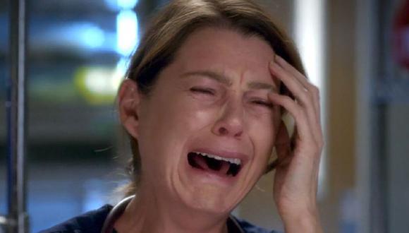 """Meredith enfrentó muchas tragedias a lo largo de las 17 temporadas de """"Grey's Anatomy"""" (Foto: ABC)"""