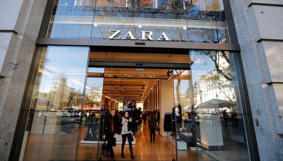 Tienda de Zara abierta en el 2016 en España. (Foto: Reuters /Albert Gea/File Photo)