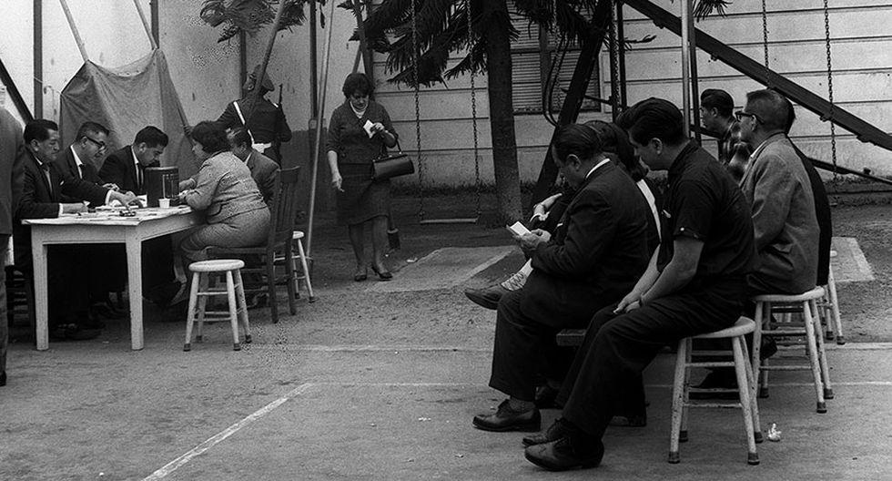 """Esta fue la primera y única vez que un hombre y una mujer competían el sillón municipal de Nicolás de Ribera """"El Viejo"""". (Archivo: El Comercio)"""