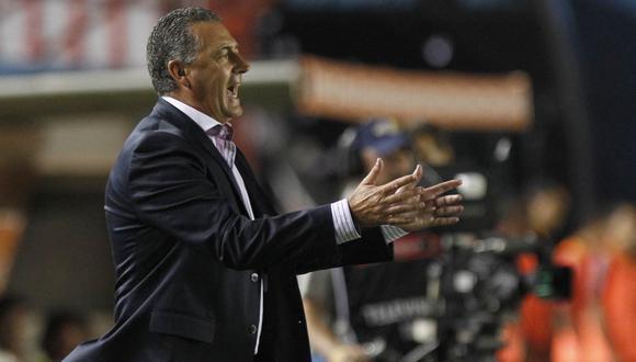 Gustavo Alfaro siempre ha sido voceado para llegar al cuadro Xeneize (Foto: AP).